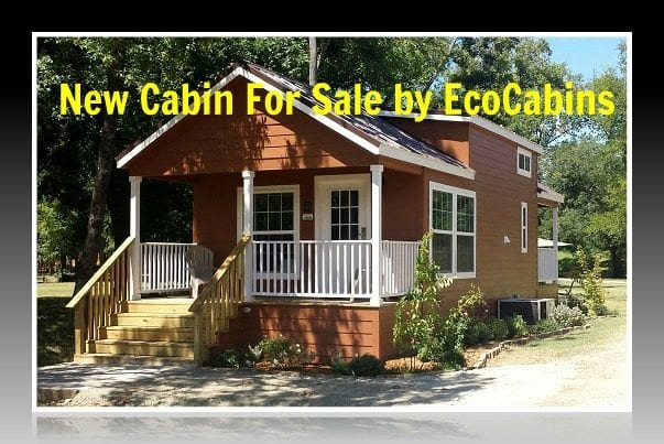 cabins for sale in Texas
