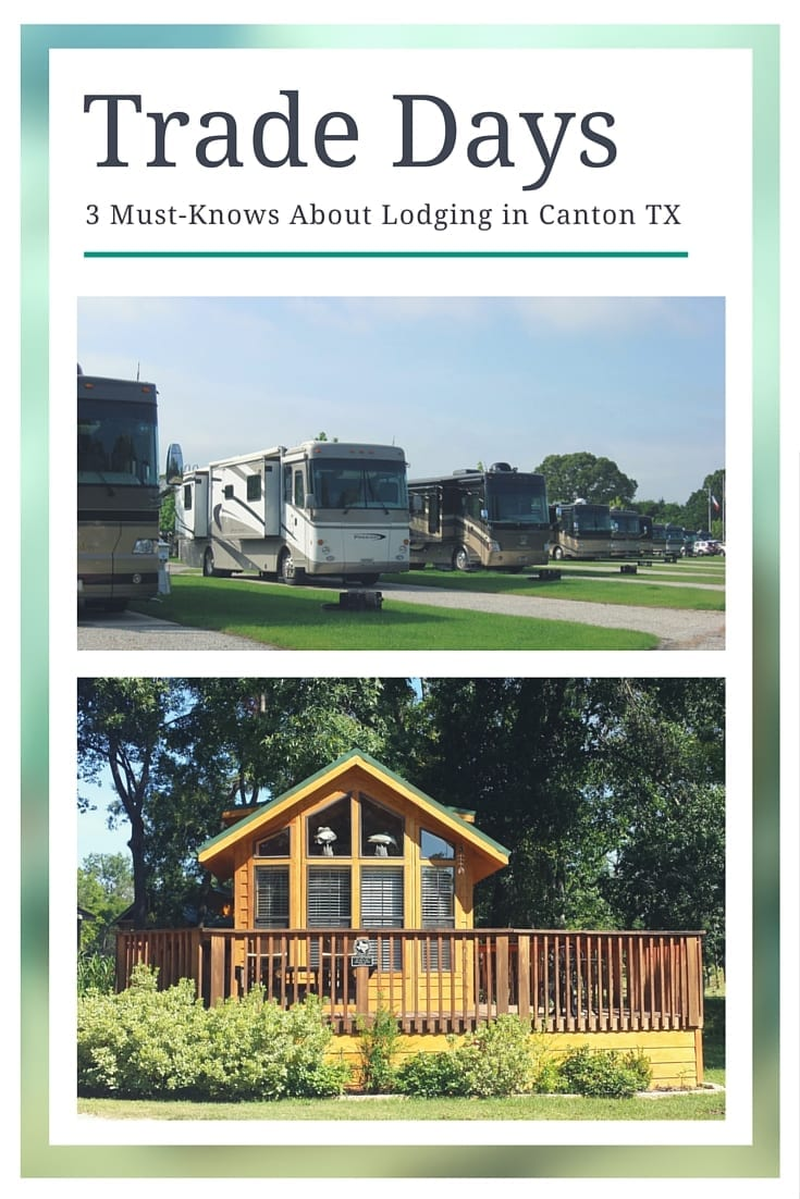Trade Days Lodging In Canton, TX: 3 Must-Haves For First Monday Weekend
