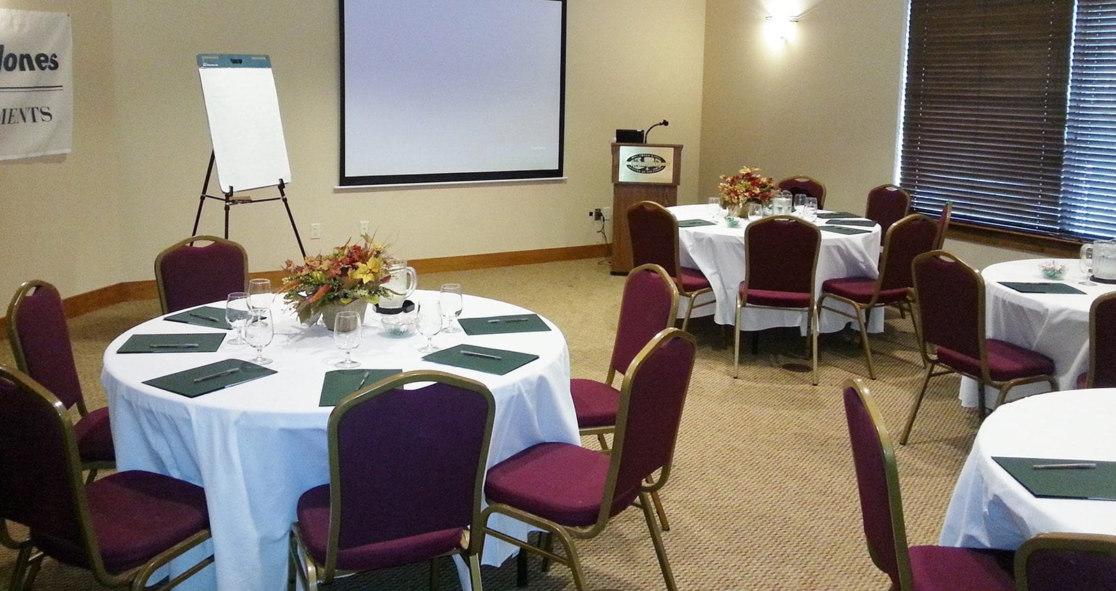 Hickory Room, event venue in East Texas