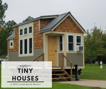 Tiny Houses East Texas